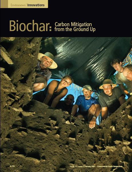 Biochar Carbon Sequestration - Info/News